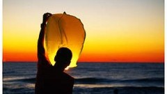 Wypuszczanie lampionów szczęścia może grozić karą pozbawienia wolności