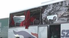 Tragamin. Autobus z dziećmi zderzył się z ciągnikiem - 27.07.2016