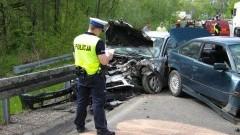 Uwaga kierowcy! W pogodne dni więcej wypadków. Elbląg - 27.07.2016