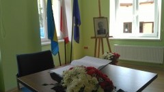 Księga Kondolencyjna Wójta Stanisława Kochanowskiego w Urzędzie Gminy w Sztutowie - 02.08.2016
