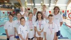 Zawodniczka MAL WOPR Paulina Cierpiałowska jest najlepszą w Polsce pływaczką minionego sezonu! - 16.08.2016