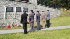 2116 ofiar II Wojny Światowej. Uroczystość odsłonięcia i poświęcenia tablic na ul. Sierakowskich w Malborku - 12.09.2016
