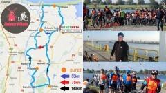 Maraton kolarski Żuławy Wkoło. Na trasie piękne widoki i zacięta rywalizacja – 25.09.2016