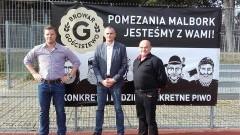Browar Gościszewo sponsorem Pomezanii Malbork – 03.10.2016