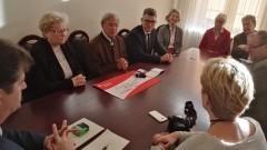 Dr Christian Meyl wspiera podopiecznych MOPS oraz Fidesu z Malborka - 04.10.2016