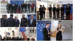 Energa przyznała stypendia uczniom ZSP4 w Malborku. Dzień Edukacji Narodowej – 14.10.2016
