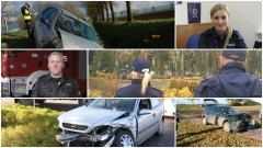 Pijany kierowca spowodował wypadek. Policja apeluje o ostrożność. Weekendowy raport malborskich służb mundurowych – 31.10.2016