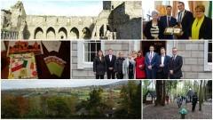 Delegacja z Malborka w Irlandii. Kilkenny zostanie miastem partnerskim? - 03.11.2016