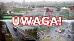 UWAGA! Zamknięte skrzyżowanie ul. Wałowej (DK55) z drogą krajową nr 22, ze względu na roboty przy budowie rozjazdów - inwestycja II nitki mostu przez Nogat w Malborku - 12.11.2016