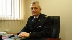 Strażacy z komendy w Malborku przywitali nowego komendanta - mł. bryg. Mariusza Dzieciątka! - 08.11.2016