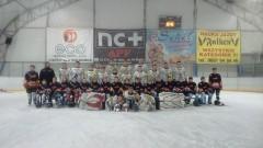 I kolejka Regionalnej Ligi Hokeja na Lodzie w Malborku. W rozgrywkach uczestniczy siedem zespołów - 20.11.2016