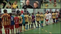 Trening gimnastyczny młodej Pomezanii Malbork - 18.11.2016
