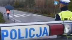 """KWP Gdańsk. Policjanci z drogówki przeprowadzili akcję pod kryptonimem """"Bezpieczny Pieszy"""" - 23.11.2016"""