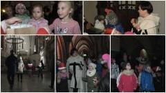 Blisko 500 dzieci szukało Mikołaja w malborskim zamku – 06.12.2016