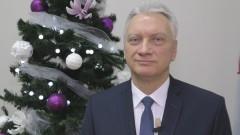 Życzenia świąteczno - noworoczne Burmistrza Miasta i Gminy Nowy Staw Jerzego Szałacha - 21.12.2016