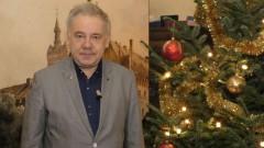 Życzenia świąteczno - noworoczne Dyrektora Muzeum Zamkowego Mariusza Mierzwińskiego – 23.12.2016