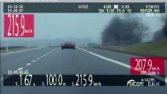 Elbląg: Piraci drogowi uchwyceni przez policyjne kamery - 27.12.2016