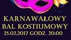 GOKIS Miłoradz zaprasza na Bal Karnawałowy! - 25.02.2017