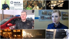 Ok. 800 tys. zł strat. Przyczyny pożaru w Kościeleczkach nieznane. Weekendowy raport malborskich służb mundurowych – 09.01.2017