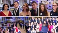 Sezon studniówkowy rozpoczęty! Bal maturalny uczniów z Zespołu Szkół Ponadgimnazjalnych nr 3 w Malborku - 07.01.2017