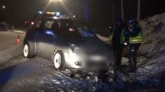 Gm. Sztum: Ok. 90-letnia pasażerka zginęła w wypadku w Pietrzwałdzie. Tragiczne dachowanie suzuki... (RELACJA WIDEO) – 10.01.2017