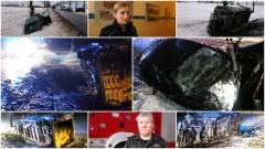 Groźny wypadek na DK 55 w Martągu (gm.Nowy Staw). Pięć osób trafiło do szpitala - 12.01.2017