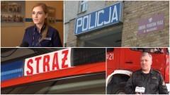 Kolizje, pożary i nietrzeźwi na drogach. Weekendowy raport malborskich służb mundurowych - 06.02.2017