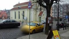Mistrz zakazu zatrzymywania. Mistrzowie(nie tylko) parkowania na pl. Wolności w Sztumie – 03.02.2017
