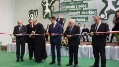Otwarcie sali gimnastycznej przy Zespole Szkół Katolickich w Malborku - 09.02.2017