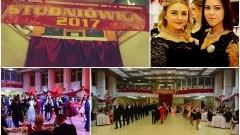 To ostatni polonez w tym roku. Studniówka Zespołu Szkół Ponadgimnazjalnych nr 4 w Malborku - 18.02.2017
