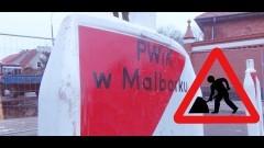 Uwaga roboty drogowe! PWiK Malbork informuje o utrudnieniach w ruchu - 27.02.2017