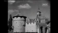 Zamek w Malborku 1938-45