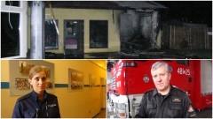 Poszukiwany listem gończym wpadł w ręce policji. Pożar lokalu gastronomicznego. Weekendowy raport malborskich służb mundurowych - 27.02.2017