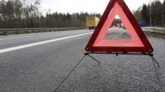 Gmina Nowy Dwór Gdański. Orłowo - pijany kierowca passata nie ustąpił pierwszeństwa przejazdu i uderzył w audi - 02.03.2017