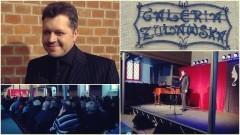 Krzysztof Kiljański zaśpiewał w Nowym Stawie. Wyjątkowy koncert specjalnie dla pań na Dzień Kobiet - 05.03.2017