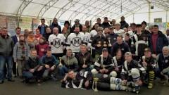 Zakończenie rozgrywek Regionalnej Ligi Hokeja na Lodzie w Malborku - 12.03.2017