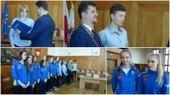 Stypendia dla najlepszych sportowców z Malborka. Burmistrz wyróżnił 17 osób z terenu naszego miasta - 24.03.2017