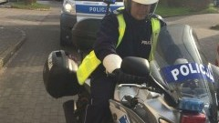 Malbork. Rozpoczął się sezon motocyklowy - 11.04.2017