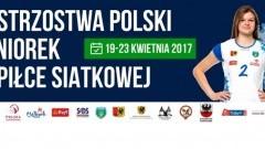 Zapraszamy i przypominamy o Finale Mistrzostw Polski Juniorek 2017 - 19-23.04.2017