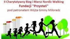 II Charytatywny Bieg i Marsz Nordic Walking w Gminie Miłoradz - Ruszyły zapisy - 28.05.2017