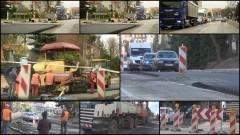 Sztum: Kierowcy przemierzają Sztum nowym pasem, ale są opóźnienia... - 12.04.2017