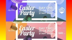 Easter Party Day One and Day Two - Dołek Club zaprasza 15-16.04.2017