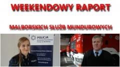 Narkotyki, pobicie i pożary. Malborscy mundurowi podsumowali weekend wielkanocny - 18.04.2017