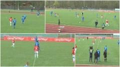 Cały mecz Norwegia - Słowacja. Turniej UEFA U-16 Development w Malborku – 17.04.2017