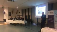 """Malbork. Debata malborskich seniorów z Policją """"Porozmawiajmy o bezpieczeństwie - możesz mieć na nie wypływ"""" -12.04.2017"""