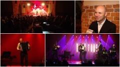 Ma akordeon i wielki talent - Marcin Wyrostek oczarował publiczność. VIII Malborskie Spotkania Akordeonowe - 29.04.2017
