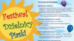 Malbork. Zapraszamy na Festiwal Dzielnicy Piaski - 27.05.2017