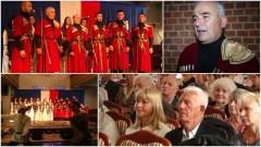 Nowy Staw: Koncert gruzińskiego zespołu w ramach festiwalu Mundus Cantat w Galerii Żuławskiej - 17.05.2017