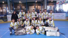 UKS Bombek SP3 Malbork mistrzem Polski w hokeju na rolkach w kategorii młodzika! - 19-21.05.2017