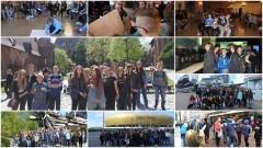Młodzież z Miłoradza gościła swoich przyjaciół z niemieckiego Gromitz - 05-13.05.2017